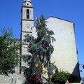 Sartène - L'église Saint-Marie