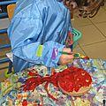 103 coccinelles peintes
