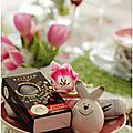 Des chocolats en veux tu en voilà.......l'artisan reynaud invite en provence pour déguster ses chocolats de pâques