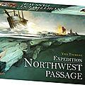 Boutique jeux de société - Pontivy - morbihan - ludis factory - Expedition northwest passage