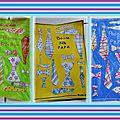 Coloriage de la semaine pour la fête des papas