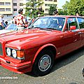 Bentley turbo R (Retrorencard septembre 2014) 01