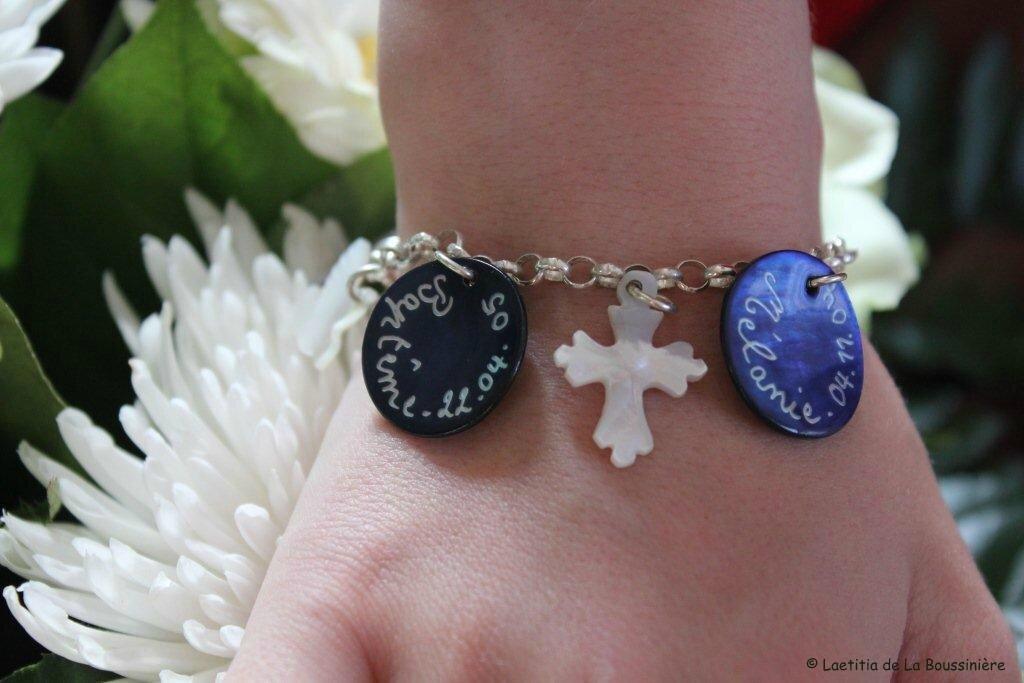 Le bracelet de Mélanie