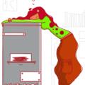 L'homme face à la photocopieuse °1