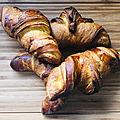 Croissants feuilletés