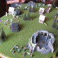 La bataille des Amulettes