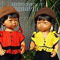 Anahi et irupé visitent le machu picchu...retour à leurs origines péruviennes !