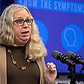 La pétulante Rachel Levine nommée adjointe à la Santé par Joe Biden