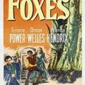 Prince of foxes, d'henry king