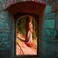 Une porte sur l'automne...