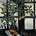 Picasso's symbol of resilience, plant de tomates to appear at auction after four decades