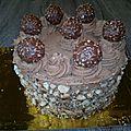 layer cake ferrero