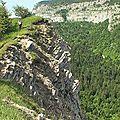 Mont pelat- pointe gorgeat 1485 m - chartreuse