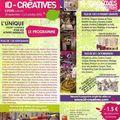 Grande première au salon ID Créatives - des ateliers de <b>mobilier</b> en <b>carton</b>