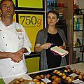 Atelier #the madeleine 750g -la madeleine parfaite!