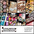 Le Salon du Chocolat de Bruxelles 2018