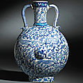 Iznik pottery at sotheby's london, 25 april 2018