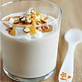 Du riz au lait pour un smoothie douceur et pour mon bloganniversaire