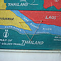 Triangle d'Or, Mékong et Laos
