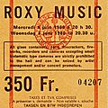 1980-06-04 Roxy Music-Original Mirrors