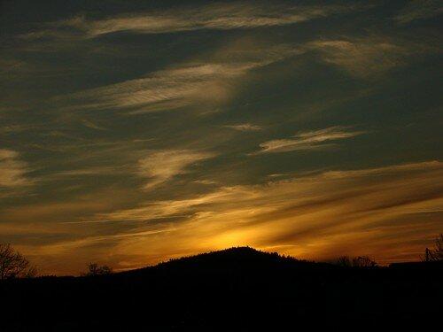 2008 04 07 Le coucher de soleil (2)