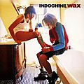 Indochine - wax - double lp vinyle - edition 180 gr. - album vinyl 2016