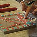 Florence OLMI, Mosaïque d'art à Rodez et Cransac (Aveyron) Créations et stages de mosaïque