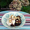 Crème glacée au porto et figues rôties