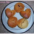 Muffins à l'orange, aux flocons d'avoine et pépites de chocolat pour le muffins monday #8