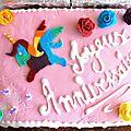 Maxi <b>Rainbow</b>-<b>cake</b> - <b>Rainbow</b> Unikorn <b>Cake</b> ( tuto licorne inside! )