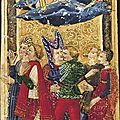 L'Amoureux_tarot_charles6 Bologne fin XVe s - BnF