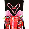 Candy box saint valentin
