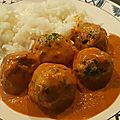 Les boulettes au curry des gremlins