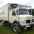 Mercedes 911 camper