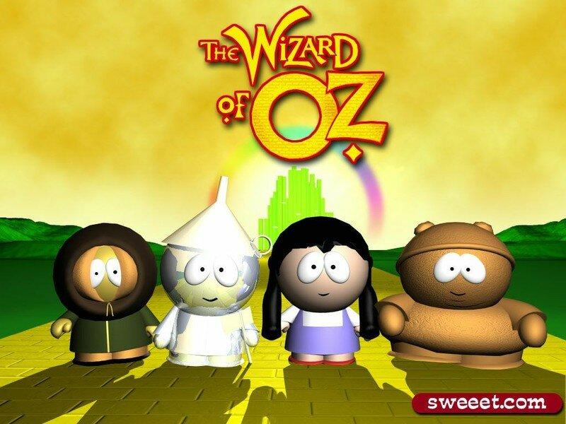 Magicien d'Oz SP