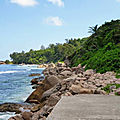 Seychelles. Digue And Inner Islands