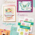 Catalogue printemps été est arrivé !!!!