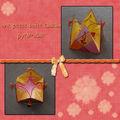 Petite boîte pyramidale