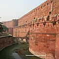 AGRA FORT ROUGE