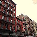 Jour 6 : Lower east side - Theater district - Times square