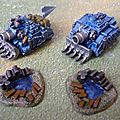 Objectifs Space Marines