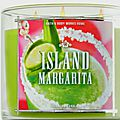 Island margarita, bath and body works