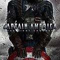 Captain america : the first avenger sort aujourd'hui en france !