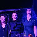 NYX : Sophie <b>Agnel</b>, Isabelle Duthoit et Angelica Castellò aux Instants Chavirés (5 fevrier 20)