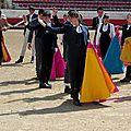 Feria de Béziers avec l'École Taurine (<b>ETBM</b>)