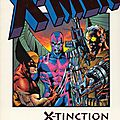 X-men : X-Tinction agenda