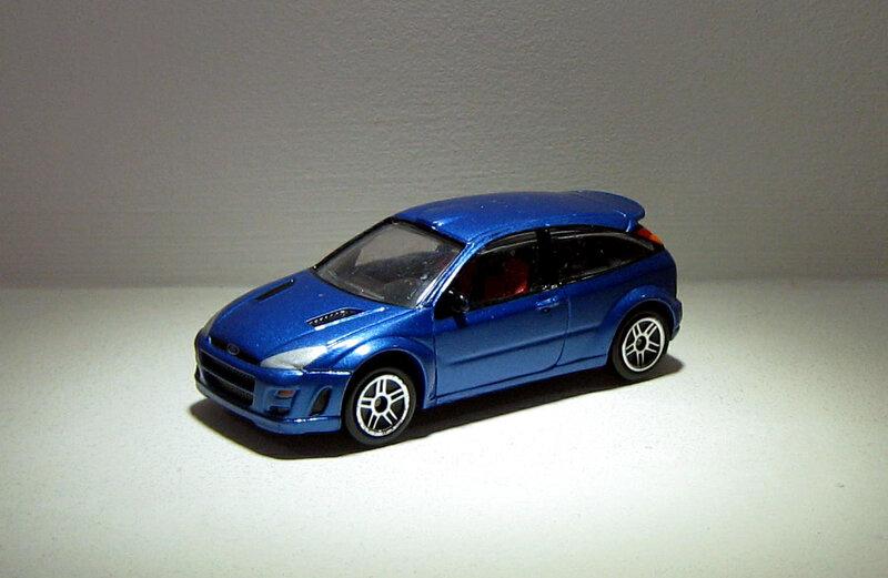 Ford Focus WRC (Realtoy)