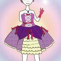 Une nouvelle robe, de vieilles converses