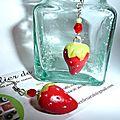 Petites fraises des bois=)