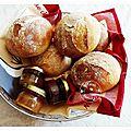 La fête du pain et la recette des petits pains